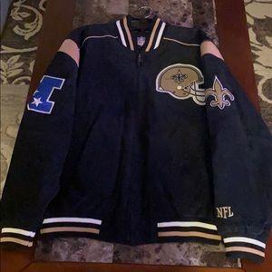Saints Zip up jacket